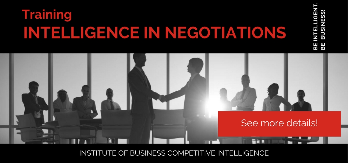 Intelligence in Negotiations