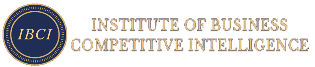 Institute of Business Competitive Intelligence – IBCI